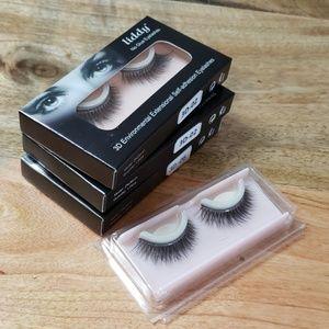 Liddy Mink No Glue Eyelashes: 4 sets